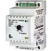 Реле напряжения контроль трехфазного напряжения РКФ-М04-1-14 АС 715В фото