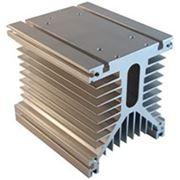 Радиатор охлаждения SSR-1 для однофазного реле (менее или 20А) фото