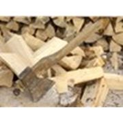 Доставка дров колотых