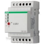 Реле контроля фаз CZF-331 фото