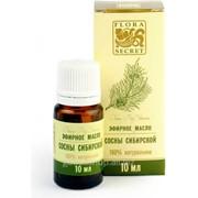 Эфирное масло Flora Secret Сосны сибирской 10мл фото