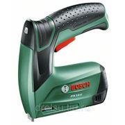 Степлеры электрические Bosch PTK 3,6 LI 0603968120 фото