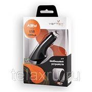 Автомобильное зарядное устройство micro USB 1000mA Vertex фото