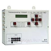 Газоанализатор для канализационных-насосных станций «Хоббит-Т» с цифровой индикацией фото
