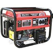Бензиновые генераторы Patriot Power RPG-5000E фото