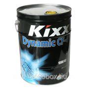 Масло моторное KIXX DYNAMIC CF-4/SG 15W40, полусинтетика, 20л фото