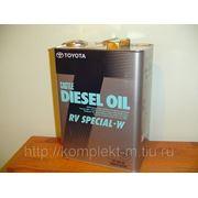 Оригинальное масло TOYOTA RV SPECIAL-W фото