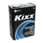Масло моторное KIXX DYNAMIC CF-4/SG 15W40, полусинтетика, 4л фото