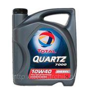 TOTAL QUARTZ DISEL 7000 10W40 5л. фото