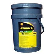 Масло Shell Rimula R6 М 10w40 (20л) фото