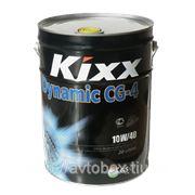 Масло моторное KIXX DYNAMIC CG-4 10W40, полусинтетика, 20л фото