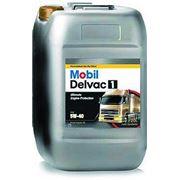 Моторное масло Mobil Delvac 1 5W40 20л фото