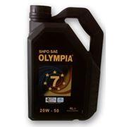 Моторное масло SHPD SAE 20 W- 50 CG-4 фото
