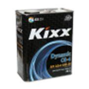 Масло моторное KIXX DYNAMIC CG-4 10W40, полусинтетика, 4 л фото