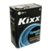 Масло моторное KIXX DYNAMIC CF-4/SG 10W30, полусинтетика, 4л фото