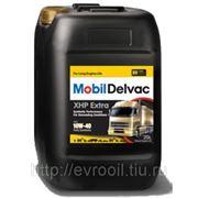 Масло моторное Mobil Delvac XНР Extra 10w40 (кан. 20 л.) фото