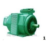 Электродвигатель для приводов лифтов - 5АН(Ф) 225 L6/24 фото
