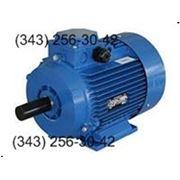 Электродвигатель 4АМ 160М6 15 кВт 1000 об/мин фото