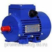 Многоскоростной электродвигатель АИР71В4/2 0.71/1500*0.75/300 фото