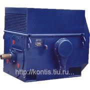 Высоковольтный электродвигатель фото