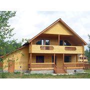 Обслуживание оборудования для деревянного домостроения фото