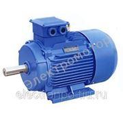 Электродвигатель АИР63A2, 0,37 кВт.