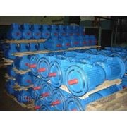 Электродвигатель АИР 160S8 7.5*750 об/мин фото