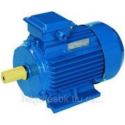 Электродвигатель асинхронный АИР(А, 4А, 5А, АД) 160М2; 18,5 кВт/3000 фото