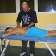 Медицинский лечебный массаж фото
