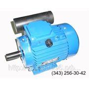 Электродвигатель однофазный с конденсатором АДМЕ 80 С2 2,2 кВт 3000 об/мин фото