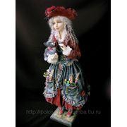 Мастер-класс по изготовлению куклы из полимерной глины в Челябинске фото