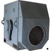 Высоковольтный асинхронный электродвигатель ДАЗО4-400Х-4М фото