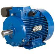 Электродвигатель однофазный конденсаторный АДМЕ 80С2; 2,2 кВт/3000 фото