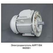 Электродвигатель 4А 71А2 0,75 кВт 3000 об/мин фото