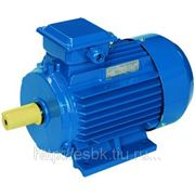 Электродвигатель асинхронный АИР(А, 4А, 5А, АД) 50MВ2; 0,12 кВт/3000 фото