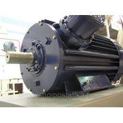 Электродвигатель серии АИР 132М8 5.5*750 об/мин фото