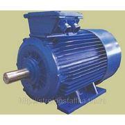 Электродвигатель общепромышленный 5АНК250SА4 75 х 1500 фото
