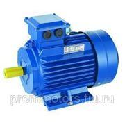Электродвигатель АИР 90 LВ8 1,1 кВт 750 об/мин фото