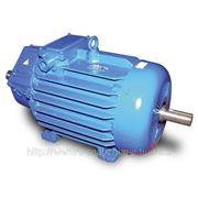 Электродвигатель подъема КГ 2008-6 3,0х1000 квт/об.мин. ф. на тельфер 2тн фото
