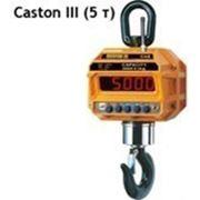 Весы крановые CAS Caston III (THD) фото