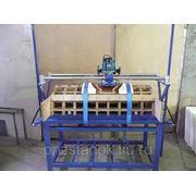 Копировально фрезерный станок для радиусных (гнутых) фасадов ФС-2 фото