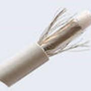 Антенный кабель RG6 1 метр фото