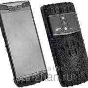 Телефон Vertu Signature Touch Touch black Alligator 87127 фото