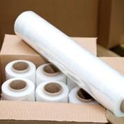 Стретч-пленка для ручной и машинной упаковки фото