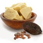 Масло какао пищевое (Германия) 100г. фото