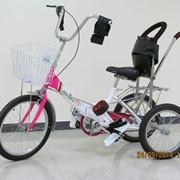 Велосипед ортопедический, для деток с ДЦП, Модель №5 на рост 125 160см фото