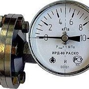 """Индикатор разности давлений ИР-Д-80 """"РАСКО"""" фото"""