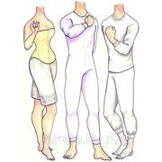 ЛЕКАЛА И ВЫКРОЙКИ для одежды любой сложности. Печать лекал 50р. фото