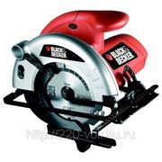 Пила циркулярная Black & decker Cd601a фото