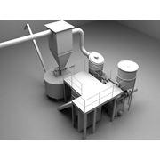 Разработка газификаторов для утилизации отходов древесины фото